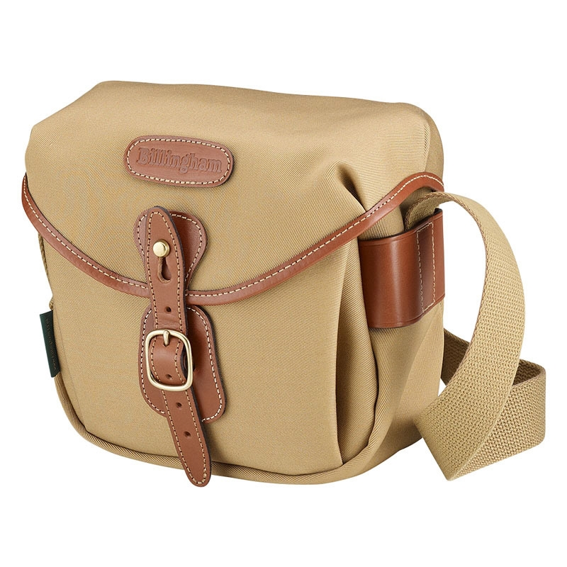 Billingham Hadley Digital Khaki/Tan Canvas