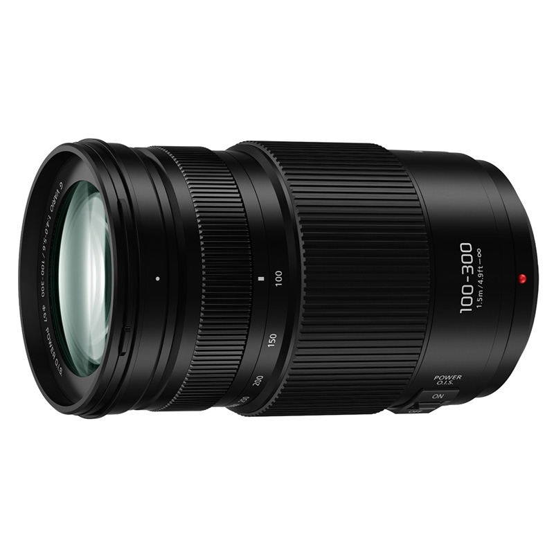 Panasonic Lumix G Vario 100-300/4,0-5,6 II Power OIS