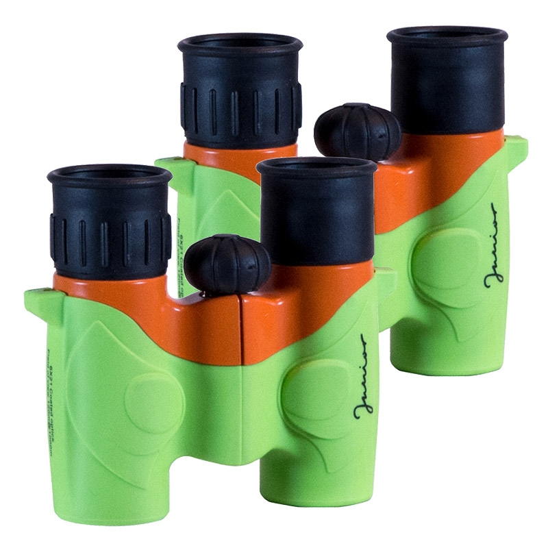 Focus 6x21 Junior Grön/Orange 2-pack