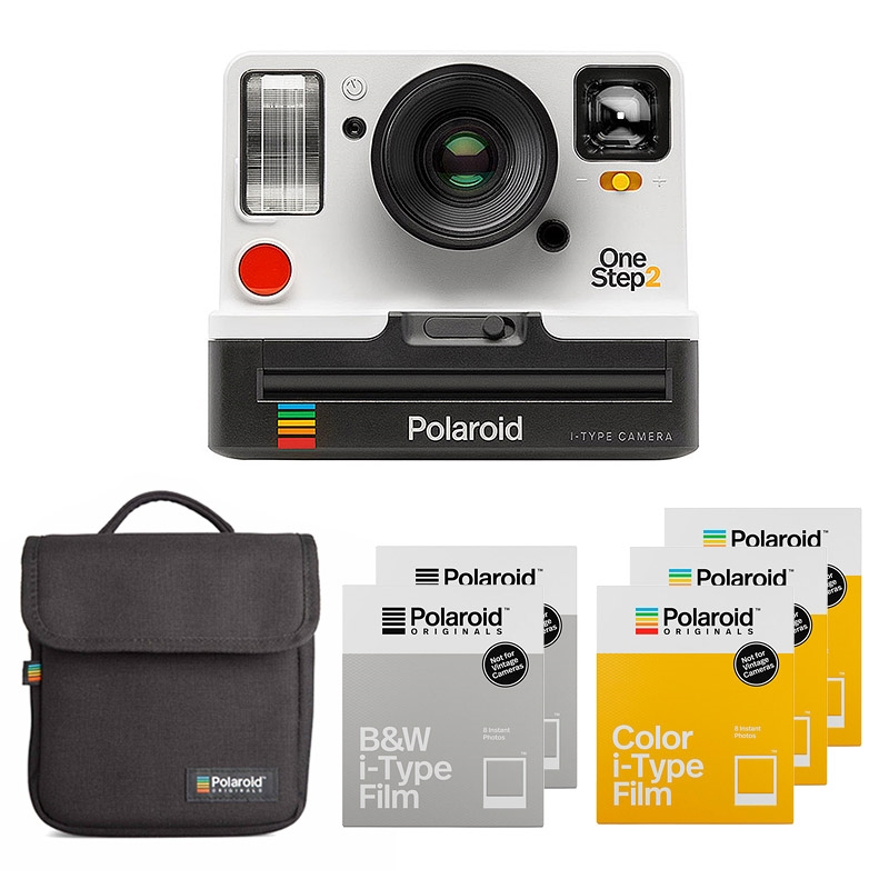 Polaroid Originals Onestep 2 VF White Startpaket