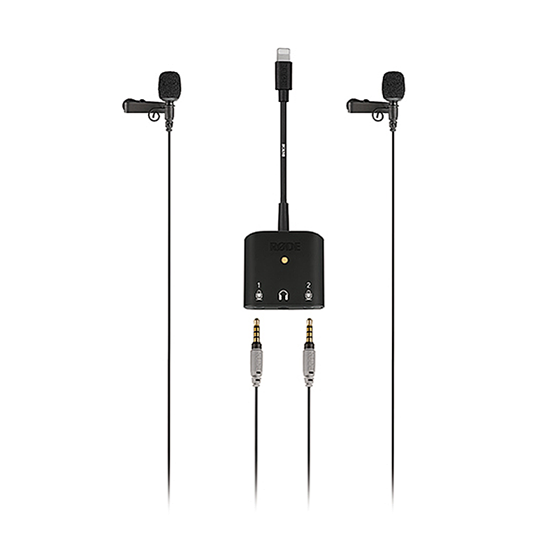 Røde SC6-L InterviewKit