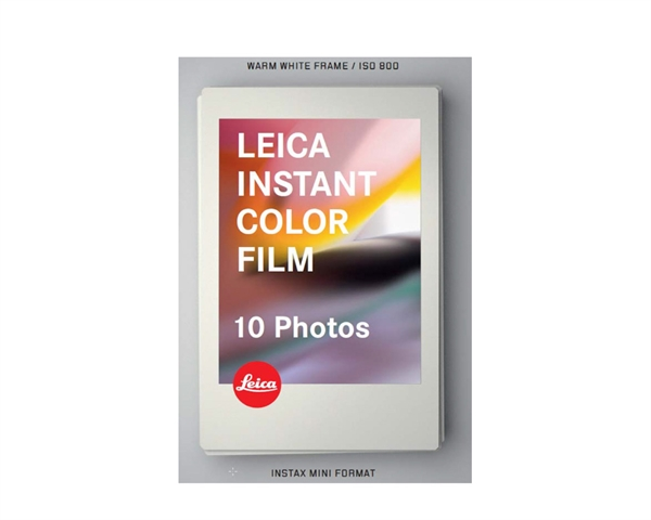 LEICA SOFORT COLOR FILM PACK