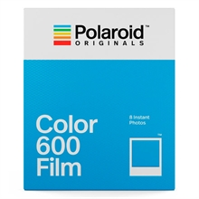 Polaroid Originals Color Film For 600 White Frame