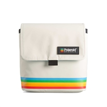 Polaroid Box Camera Bag White